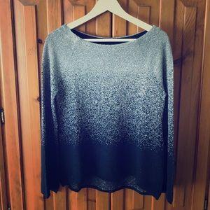 White House Black Market sweater.
